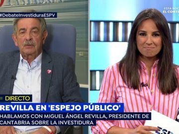 'Espejo Público' habla con Miguel Ángel Revilla