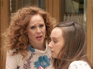 Mónica se deja llevar por el rencor en su encuentro de reconciliación con Ana