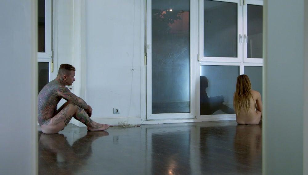 """Dani: """"Primer día, primera decepción... no sé qué hacemos aquí"""""""