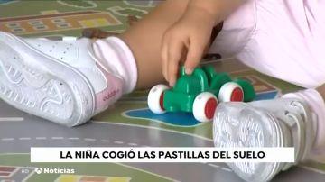 Recibe el alta la niña de 3 años que ingirió una pastilla de éxtasis en Ibiza