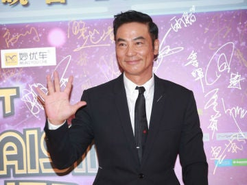 El actor Simon Yam