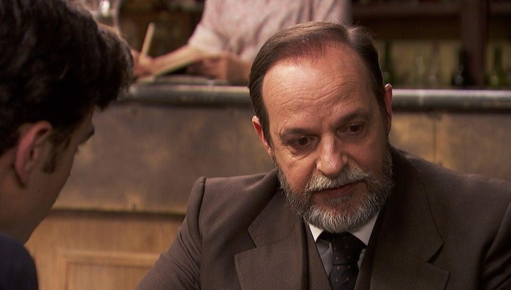 """Raimundo está muy preocupado: """"Me come la angustia pensando en María y en Emilia"""""""