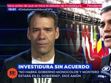 Rubén Amón: Investidura sin acuerdo