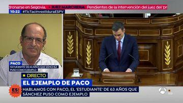 La historia que emocionó a Pedro Sánchez.