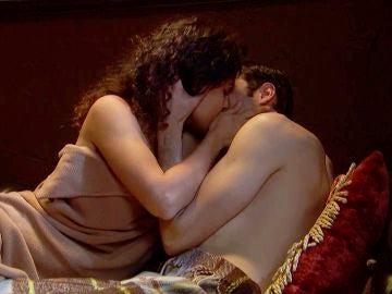 'El secreto de Puente Viejo': La romántica noche entre Lola y Prudencio