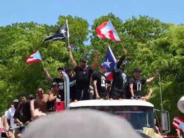 Ricky Martín se une a otros artistas puertorriqueños que piden la renuncia de Rosselló