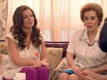 María propone boicotear a 'Los jinetes del apocalipsis'