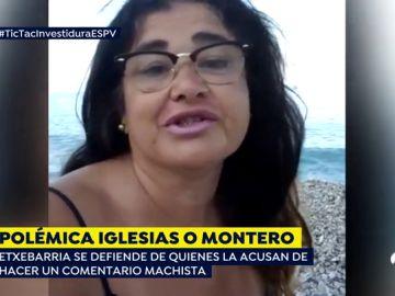 Polémica de Lucía Etxebarria