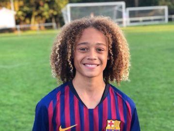 Simons abandona la Masía del Barça