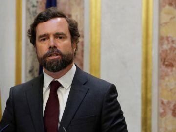 Iván Espinosa de los Monteros en el Congreso