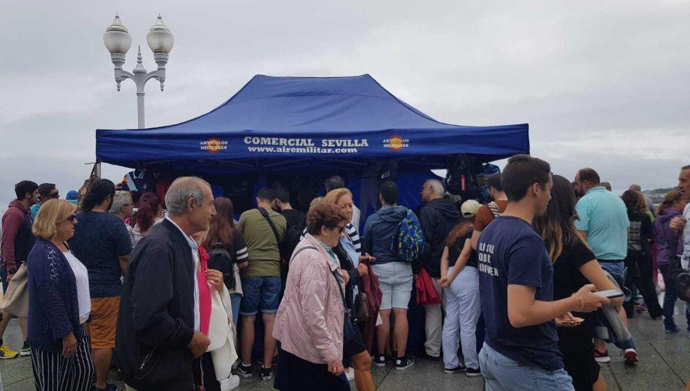 Festival Aéreo en Gijón