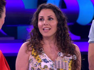 Rosa hace reír a Silvia Abril contando un chiste de la manera que más le gusta: con voz de bebé