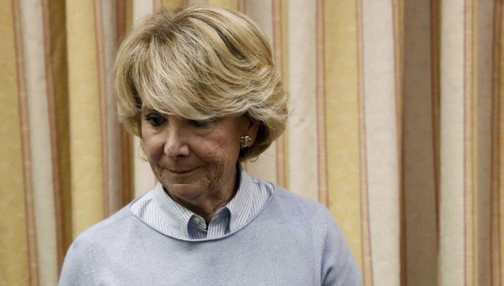 A3 Noticias 1 (02-08-19) Anticorrupción pide al juez de Púnica que impute a Esperanza Aguirre por la financiación del PP de Madrid