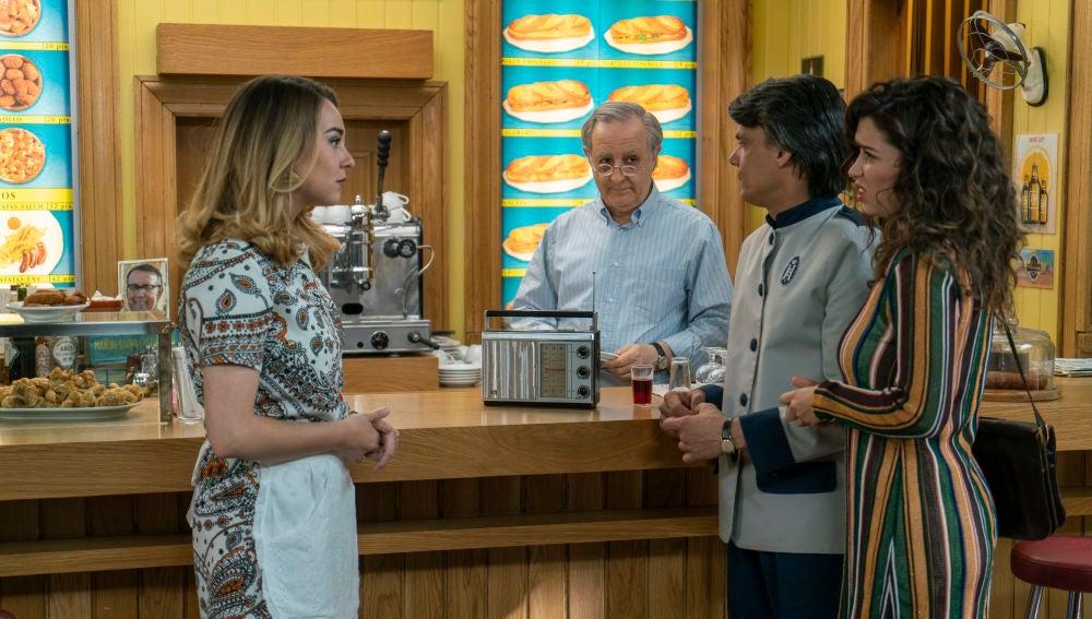 Avance semanal 'Amar es para siempre': Amelia tratará de reconquistar a Luisita