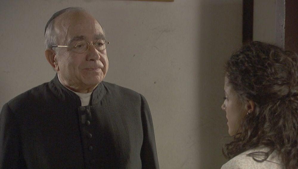 Don Anselmo regresa a Puente Viejo de forma inesperada