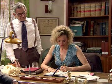 'Amar es para siempre': Silvia y Quintero firman el contrato del piso