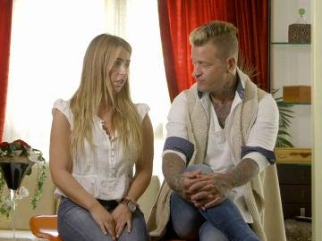 Lidia y Dani se enfrentarán a una fuerte crisis de pareja, esta semana en 'El Contenedor'
