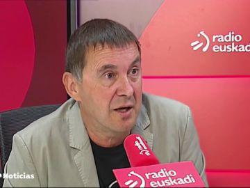"""Otegi: """"Hay 250 presos de ETA y habrá 250 recibimientos"""""""