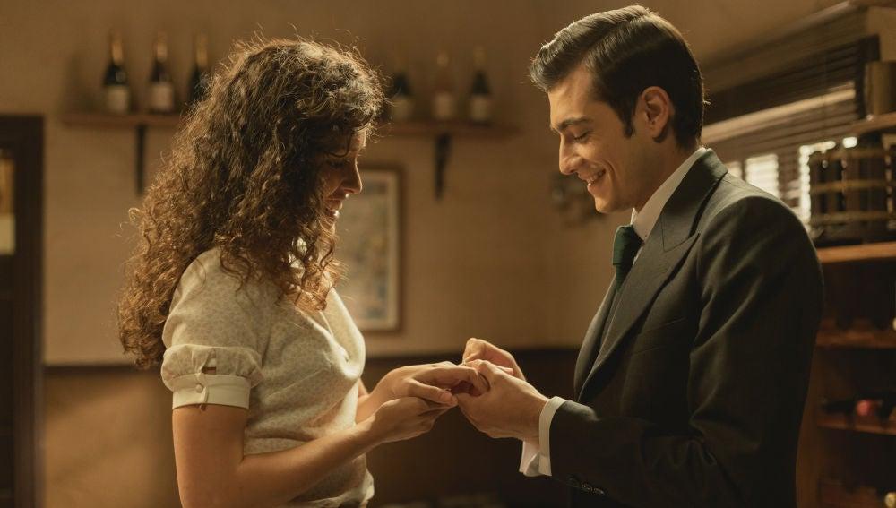 ¡Suenan campanas de boda para Prudencio y Lola!
