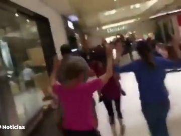 Varios muertos por el ataque de varias personas con armas de fuego en los grandes almacenes Walmart de El Paso, en Texas