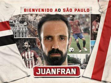 Juanfran ficha por el Sao Paulo