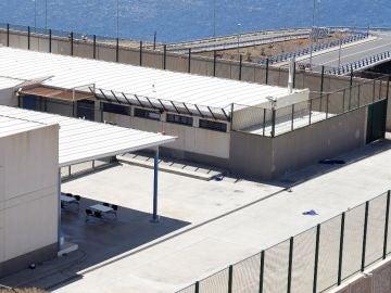 Centro de Internamiento de Extranjeros (CIE) de Hoya Fría, en Tenerife
