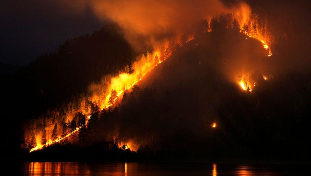 Catástrofe ecológica en Siberia