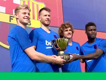FC Barcelona - Arsenal: Horario y dónde ver el Trofeo Joan Gamper 2019