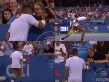 Nick Kyrgios en el ATP500 Washington