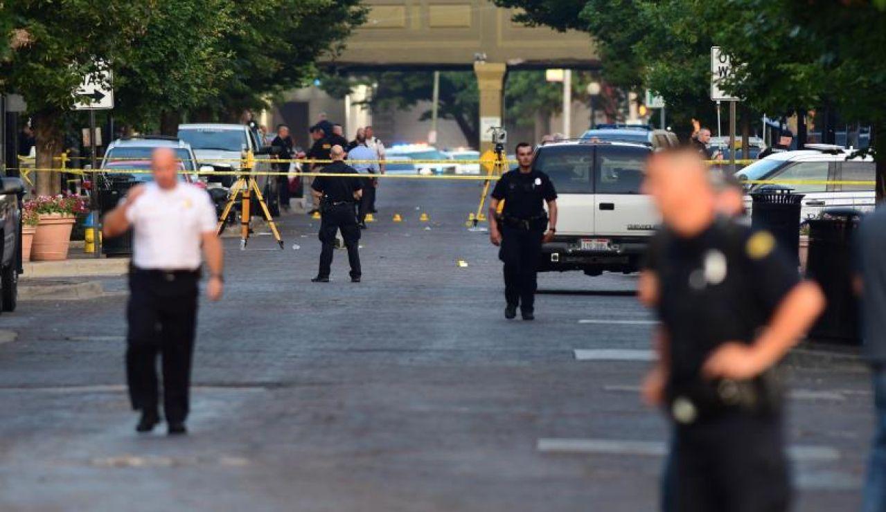 La Policía en Dayton (Ohio)