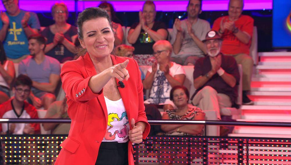 Silvia Abril en 'Ahora caigo'