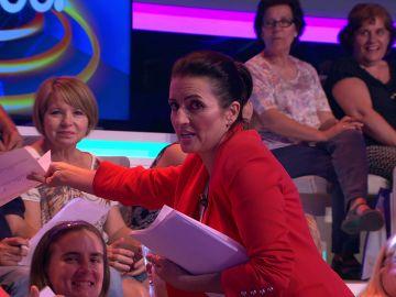 Silvia Abril en '¡Ahora Caigo!'