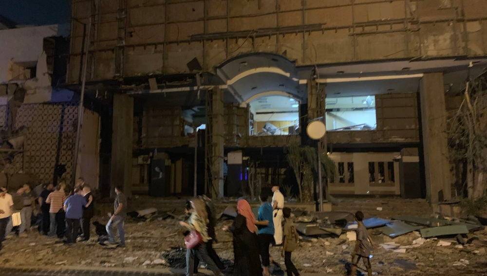 Al menos 17 muertos por explosión frente a un hospital de El Cairo