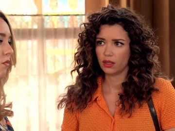Amelia, consciente de lo difícil que será recuperar a Luisita