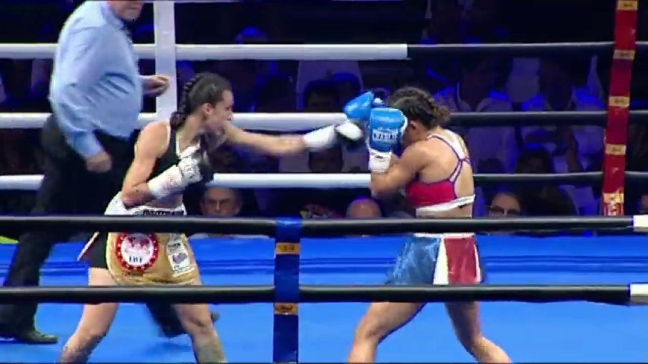 Joana Pastrana Pierde Su Corona Mundial De Boxeo Ante