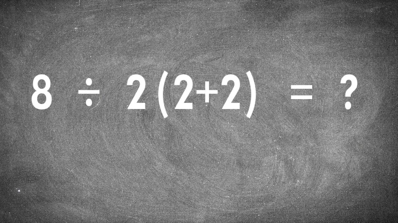 El Nuevo Problema Matemático Viral Que Divide A Las Redes