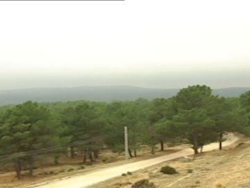 Esta es la zona que está en peligro en el incendio de Segovia