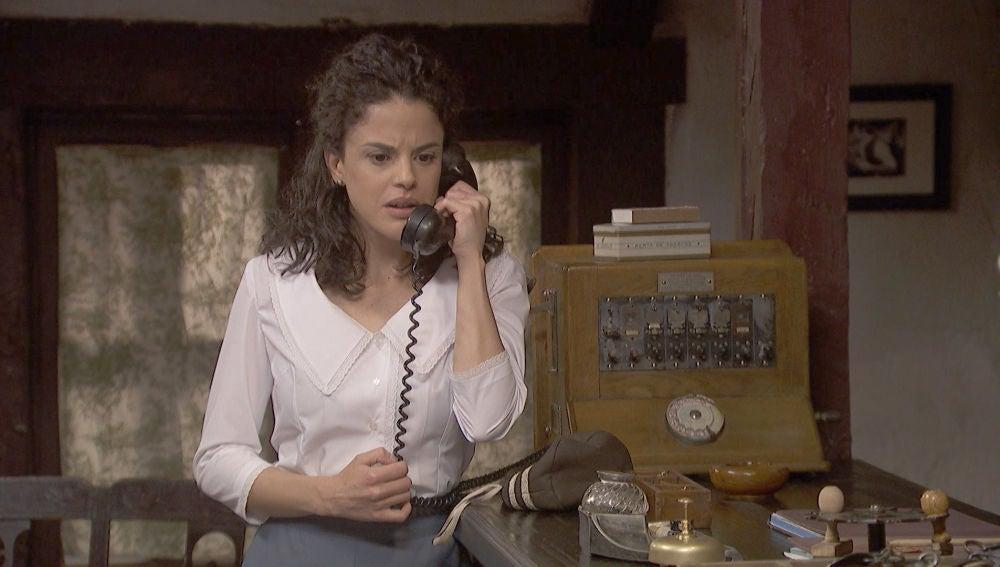 La sospechosa llamada de Esther que deja ver su secreto