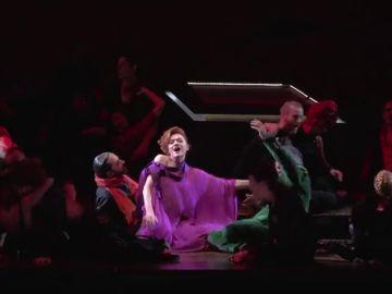 El Festival Castell de Peralada alza el telón con  una Traviata en clave feminista