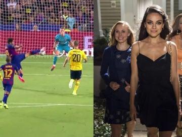 El fútbol en laSexta y el Peliculón de Antena 3, líderes del domingo