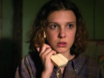 Millie Bobby Brown en 'Stranger Things'