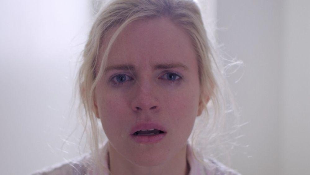 Brit Marling en 'The OA'