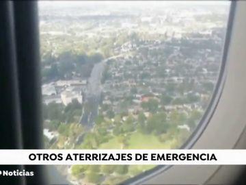 Otros aterrizajes de emergencia similares al del aeropuerto de Valencia