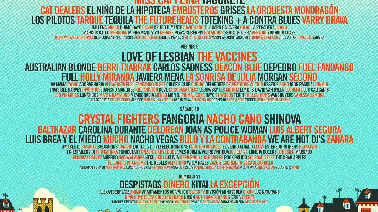 Sonorama Ribera 2019: El Festival En Aranda Del Duero