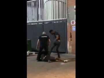 Paliza en una discoteca de Sabadell