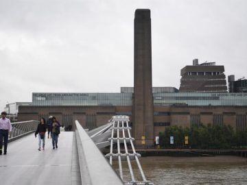 Vista de la Tate Modern