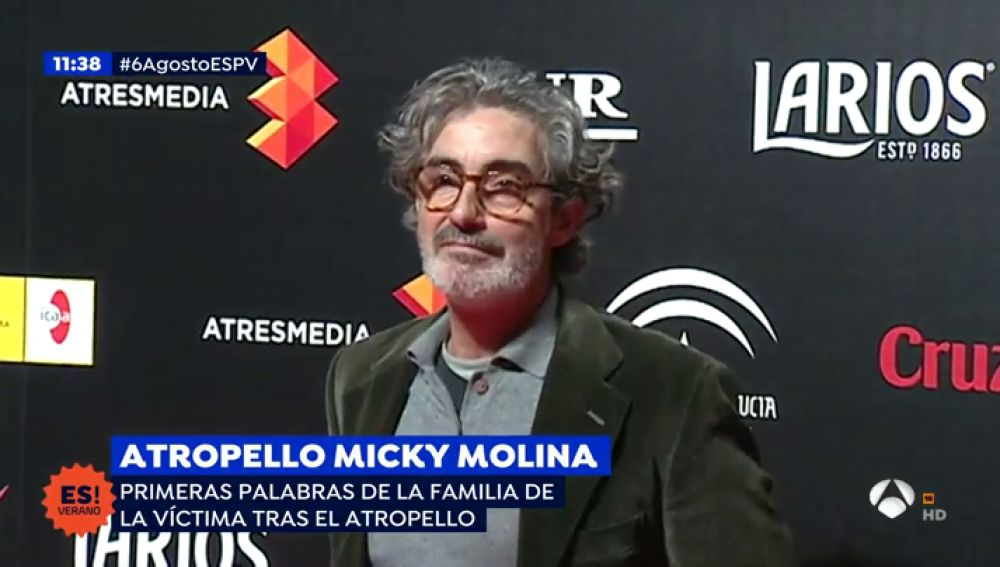 Comunicado de la familia de la niña atropellada por Micky Molina