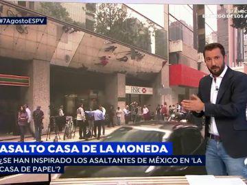 Asalto a la casa de la moneda en México