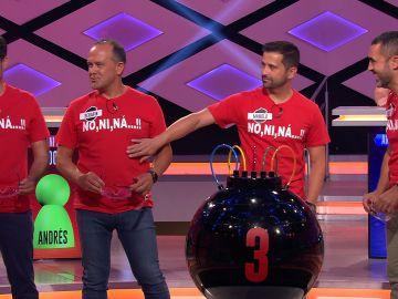 """El equipo 'No ni ná' relata en '¡Boom!' una divertida travesura: """"Nos colamos en el box..."""""""