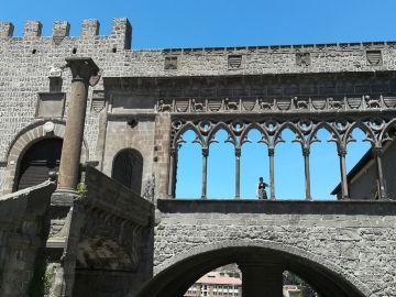 Palacio papal en Viterbo
